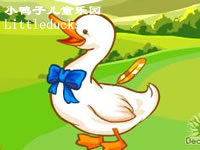 英文儿歌Six Little Ducks视频下载