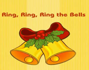 英语儿歌ring,ring,ring the bells视频